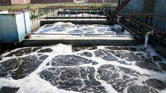 水处理消泡剂的原理是什么?