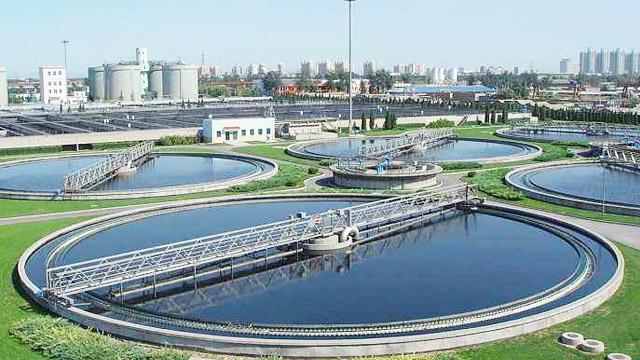 温州某污水处理厂水处理消泡剂案例
