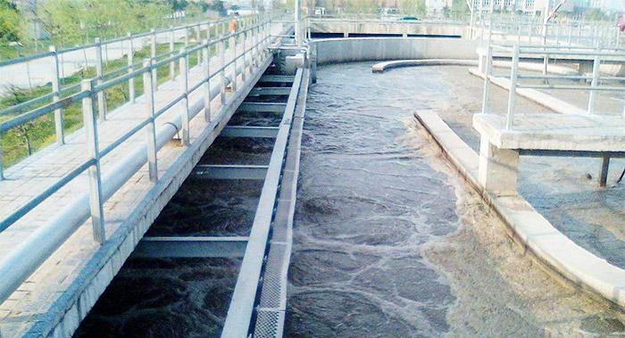 上海某水处理厂消泡剂案例