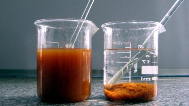 28%聚合氯化铝出现絮凝沉淀慢是什么原因导致的