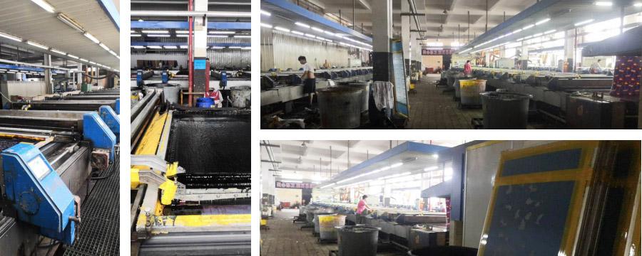 绍兴柯桥印染厂印花浆料消泡剂案例